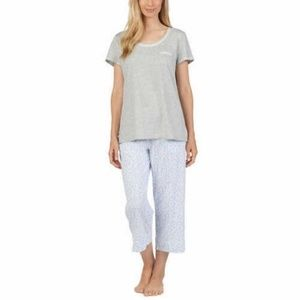 Carole Hochman Ladies' 3-piece Pajama Blue